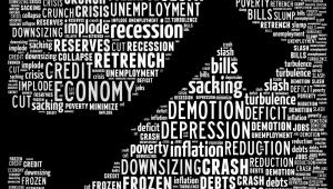 Cięcia budżetowe, oszczędności, kryzys