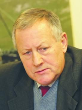 dr Andrzej Karkoszka, dyrektor ds. rozwoju rynku PZL-Świdnik (były sekretarz stanu w MON)
