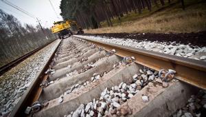 Rewitalizacja linii Toruń - Bydgoszcz, fot. PKP PLK