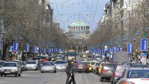 Sofia w Bułgarii