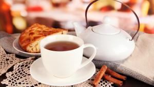Poranna herbata