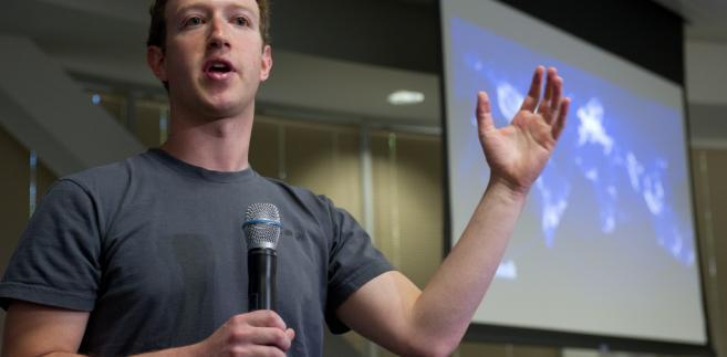 Siedziba Facebooka - Mark Zuckerberg