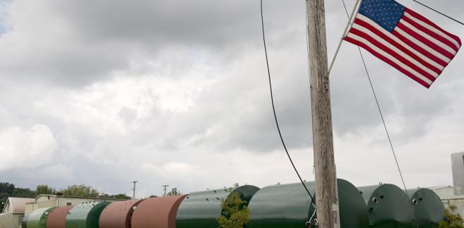 Zbiorniki na ropę