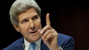 John Kerry - amerykański Sekretarz Stanu