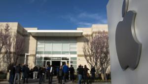 Centrala firmy Apple w Cupertino, Kalifornia