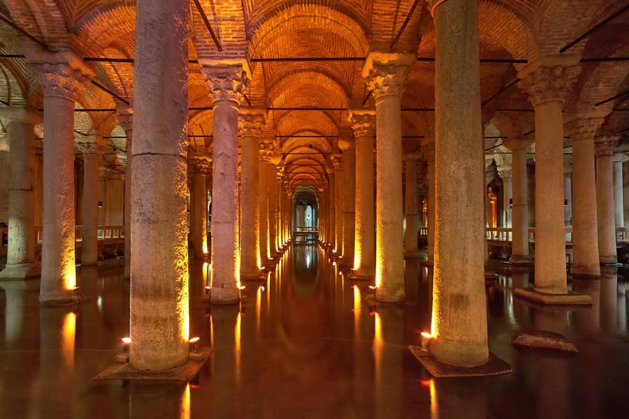 Cysterna baziliki
