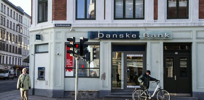 Dania, Kopenhaga, oddział  Danske Banku