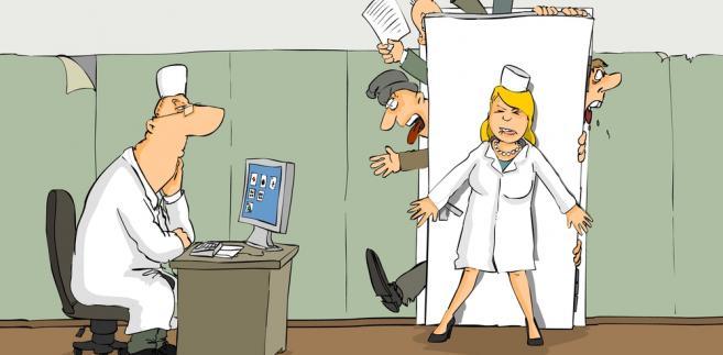 Kolejka do lekarza