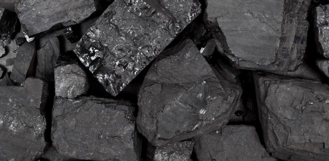 węgiel kamienny -surowce