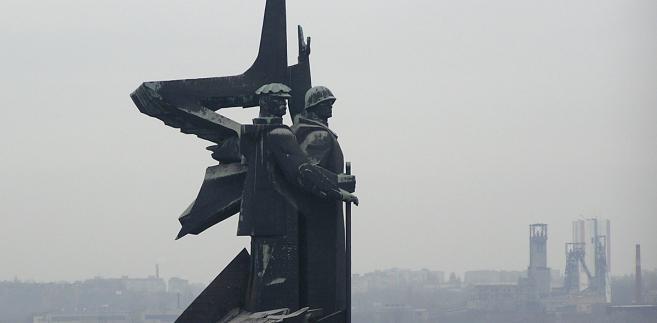 Pomnik w Doniecku. Autor: Andrew Butko. CCA-SA 3.0 via Wikimedia Commons