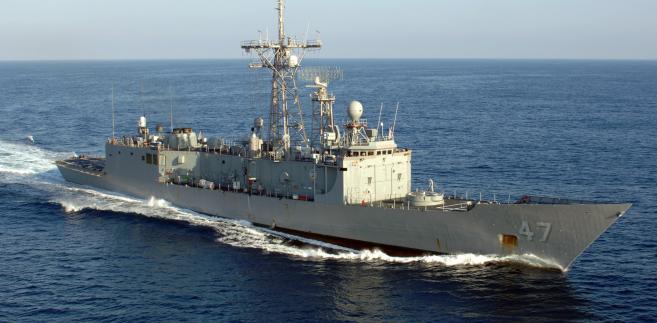 Fregata rakietowa