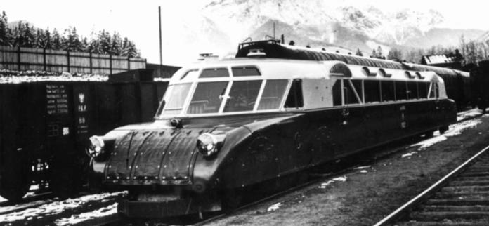 Luxtorpeda: duma PKP w II RP. To był odpowiednik Pendolino – z aerodynamicznym nosem, ekskluzywnym wnętrzem i cenami biletów wyższymi niż na innych połączeniach. W polskiej fabryce Fablok, która została założona w 1919 r., wyprodukowano pięć egzemplarzy na bazie wagonu spalinowego Austro-Daimler. W 1936 r. Luxtorpeda przejechała trasę z Krakowa do Zakopanego w 2 godziny 18 minut. Ten rekord do dziś nie został pobity.