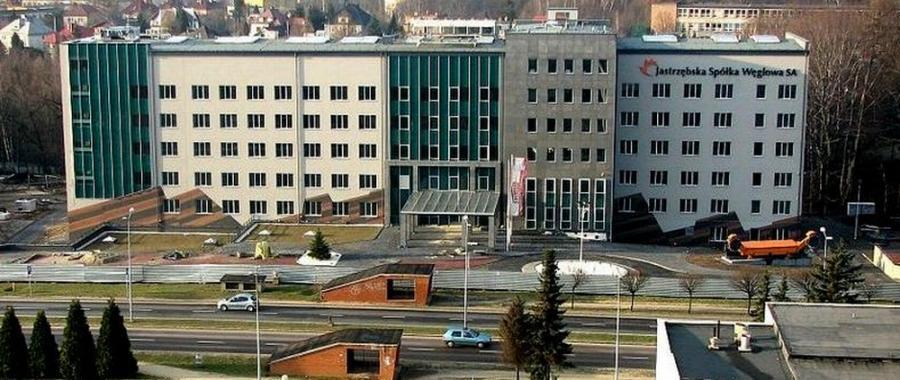 Siedziba Jastrzębskiej Spółki Węglowej w Jastrzębiu-Zdroju