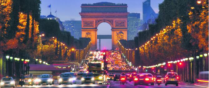 Od lipca 2016 r. normę Euro1 będą musiały spełniać już wszystkie auta jeżdżące po Paryżu