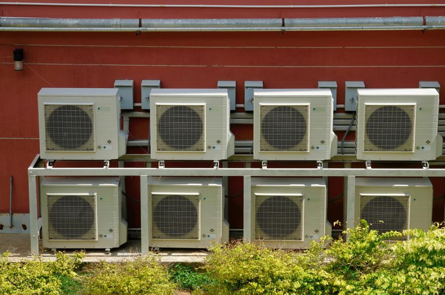 klimatyzacja w hotelu