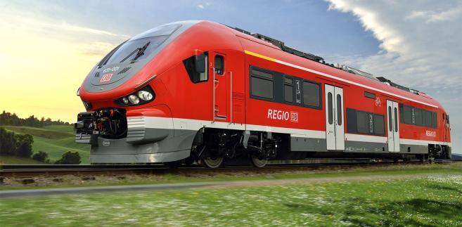 Pesa - spalinowy Link dla DB Regio