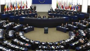 parlament europejski, Strasburg, debata