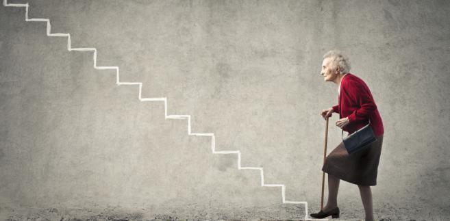 emeryt babcia dziadkowie
