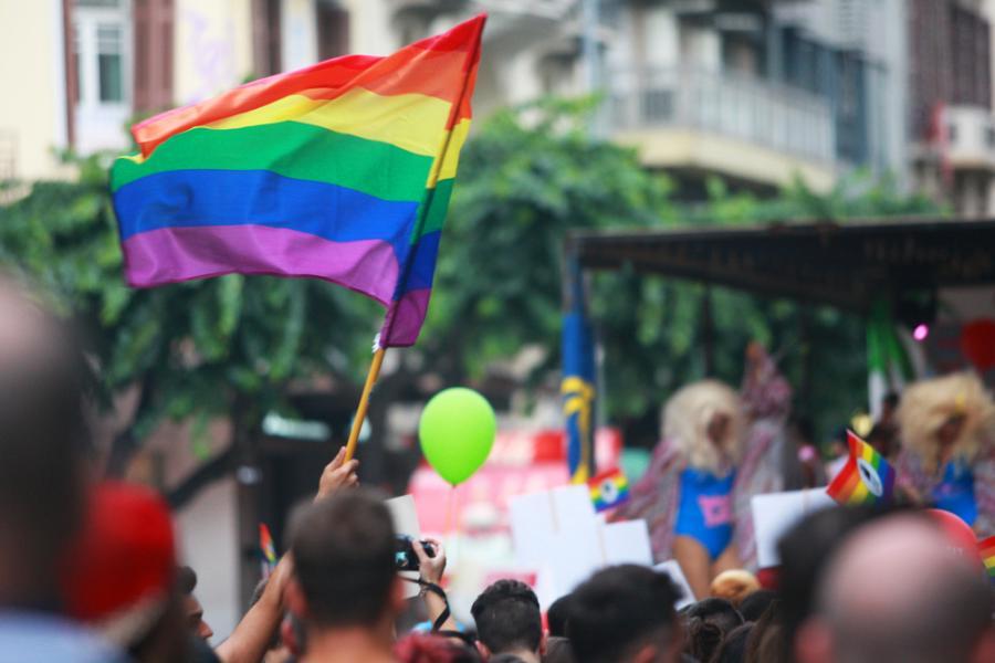 LGBT parada równości homoseksualizm