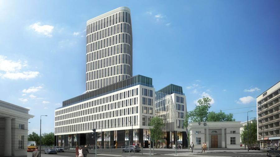 Kompleks biurowo – handlowy Plac Unii oficjalnie zainaugurowany -(1). fot. materiały prasowe Liebrecht & wooD