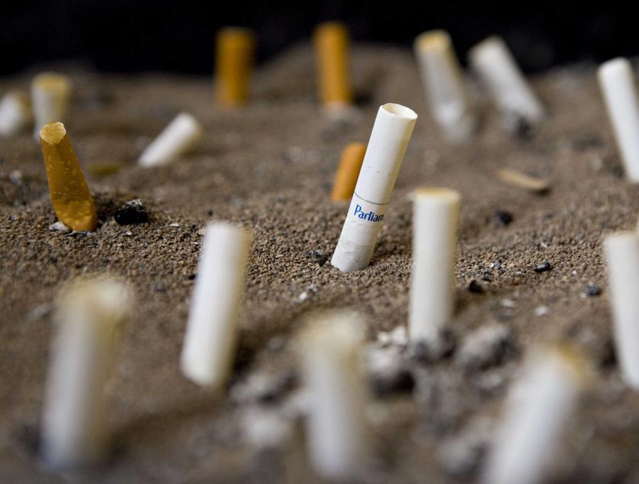Fińskie ministerstwo zdrowia wypowiada wojnę palaczom i sprzedawcom papierosów.