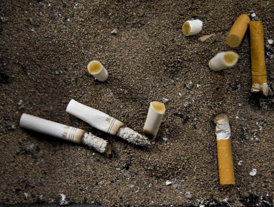Zakaz palenia w Finlandii