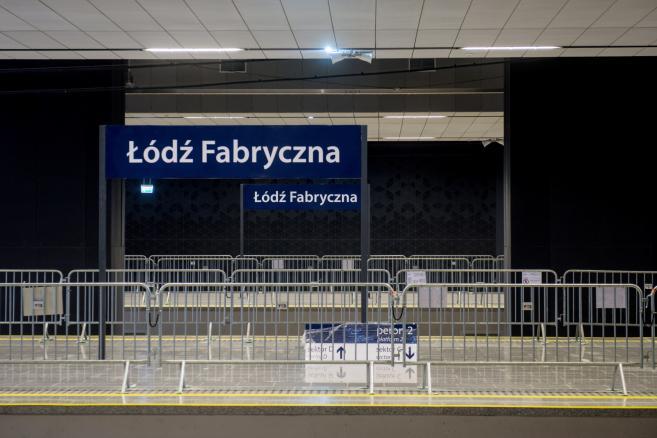 Dworzec kolejowy Łódź Fabryczna
