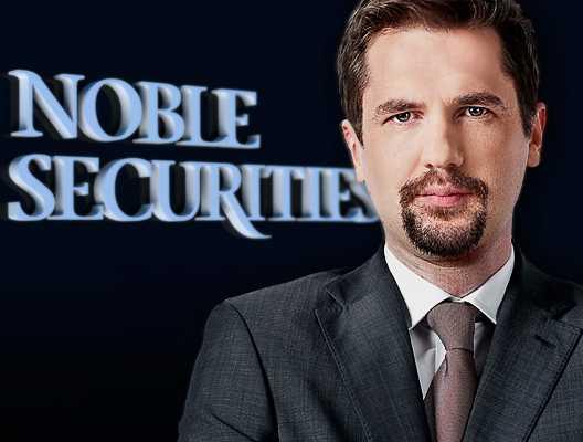 Emil Szweda, analityk Noble Securities