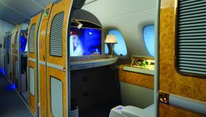 Airbus A380 - klasa ekonomiczna