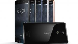 Linia smartfonów Nokia 6