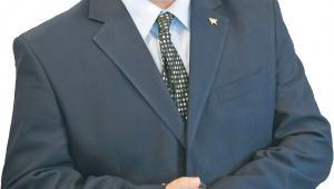 Przemysław Sypniewski, prezes Poczty Polskiej; zfirmą związany od końca lat 90., kiedy pełnił funkcję wicedyrektora biura; założyciel Instytutu Pocztowego, były biegły Najwyższej Izby Kontroli ds. rynku pocztowego fot. Jacek Domiński/Reporter