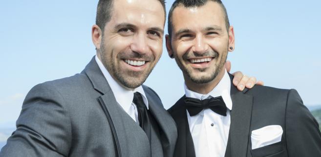 małżeństwo homoseksualne gej