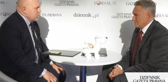 Grzegorz Osiecki i Piotr Woźniak