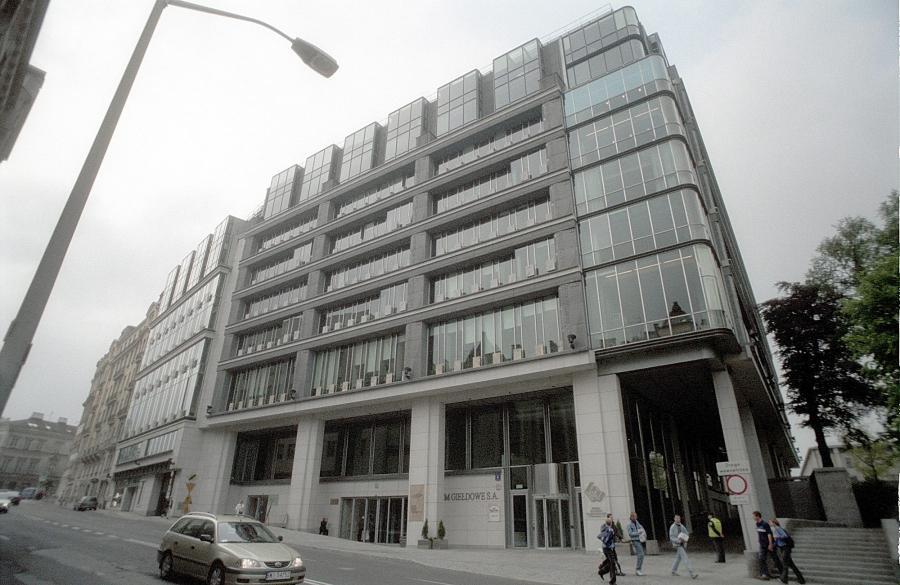 Siedziba Giełdy Papierów Wartościowych