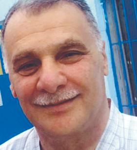 Zaid Cattan, były sekretarz stanu w irackim ministerstwie obrony odpowiedzialny m.in. za zakupy uzbrojenia fot. mat. prasowe