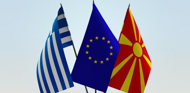 Grecja, Macedonia, UE
