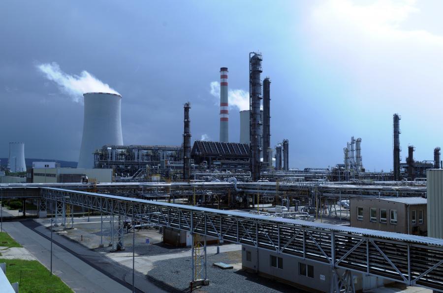 Zakłady Unipetrol w Litvinowie w Czechach. Unipetrol należy do PKN Orlen. Fot. materiały prasowe