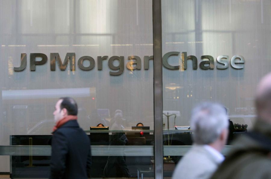 Bank P Morgan