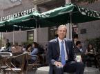 Howard Schultz, dyrektor Starbucks Crp., dziewiętnastej najbardziej innowacyjnej firmy według magazynu Forbes.