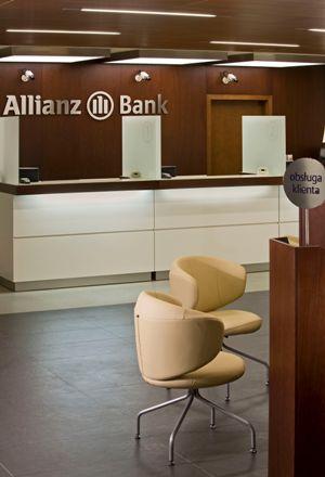 Allianz Bank, oddział