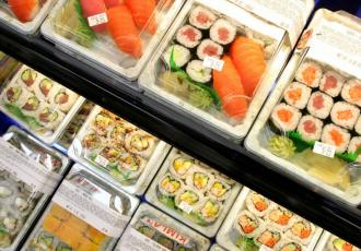 Sushi. fot. Bloomberg