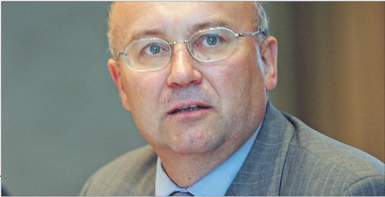 Krzysztof Sędzikowski, prezes zarządu CTL Logistics Fot. Wojciech Górski