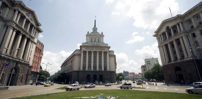Budynek parlamentu Bułgarii, fot. Velko Angelov/Bloomberg News