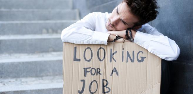 bezrobotny