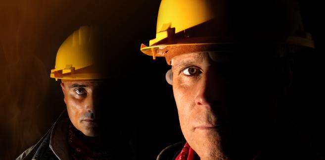 Górnicy, fot. Luis Louro