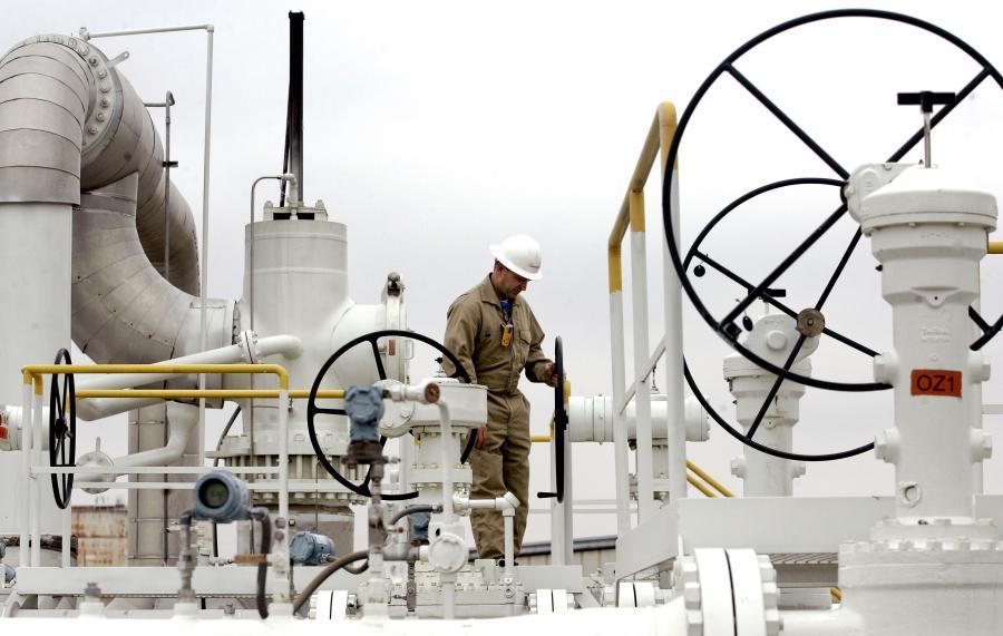Przepompownia ropy