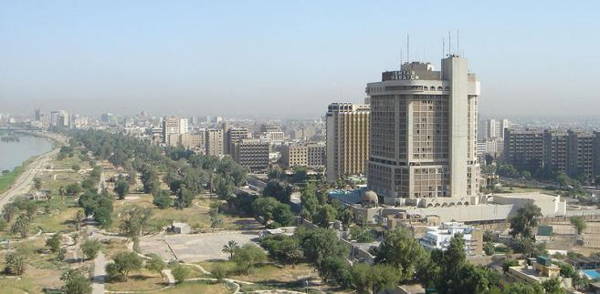Bagdad - w tym miescie żyje się najgorzej na świecie fot. Robert Smith