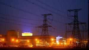 Elektrownia atomowa Qinshan w Chinach