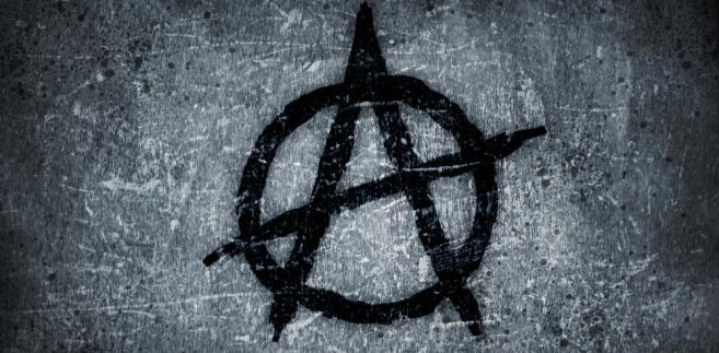Symbol anarchistów