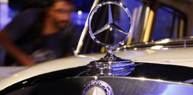 Daimler liczy na to, że Mercedes zostanie w tym roku numerem 1 w kategorii luksusowych samochodów